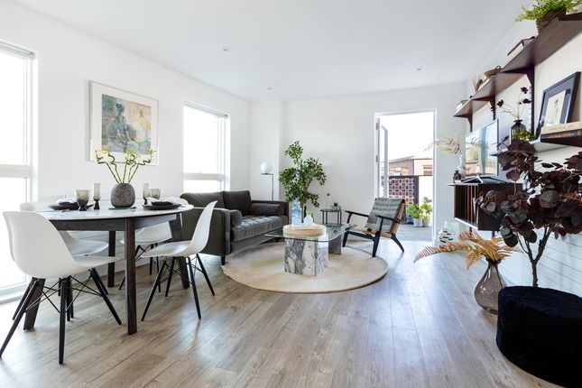 "Thumbnail Flat for sale in ""Apartment"" at Station Approach, Sydenham Road, London"