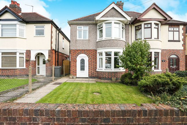Thumbnail Semi-detached house to rent in Newdigate Road, Bedworth