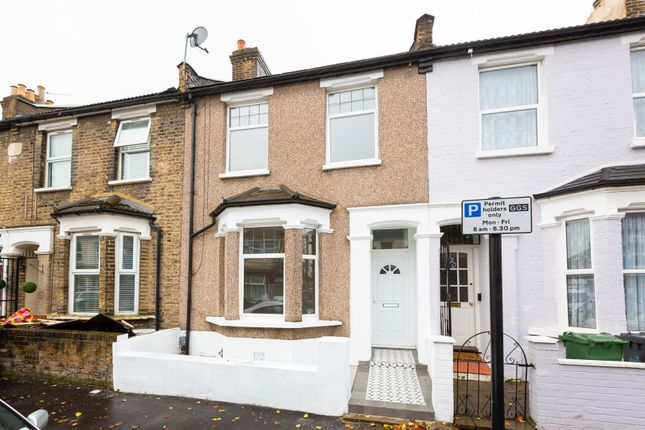 Terraced house for sale in Ashville Road, London