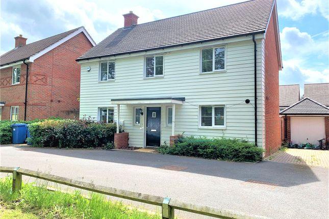 4 bed detached house for sale in Rana Drive, Church Crookham, Fleet GU52
