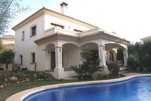 Terrace To Pool of Spain, Málaga, Mijas, Calahonda
