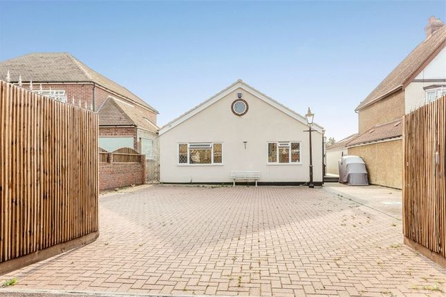 Thumbnail Detached bungalow for sale in Pattens Lane, Rochester, Kent