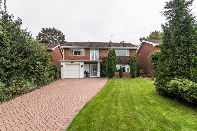 Thumbnail Detached house for sale in Meadow Ridge, Stafford