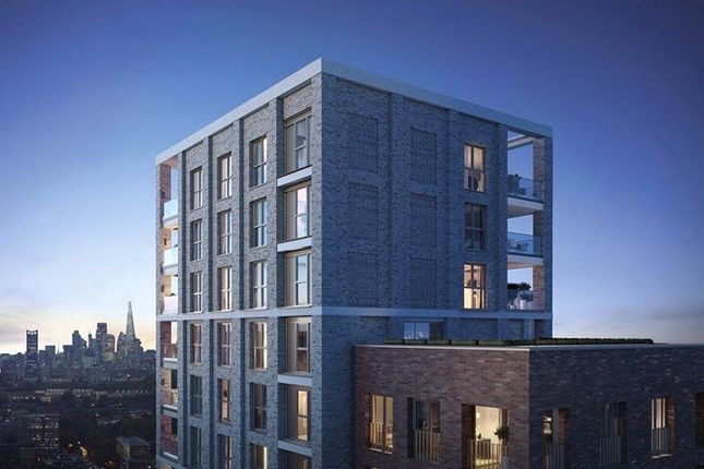 Thumbnail Flat for sale in Brook House, Brixton Hill, London