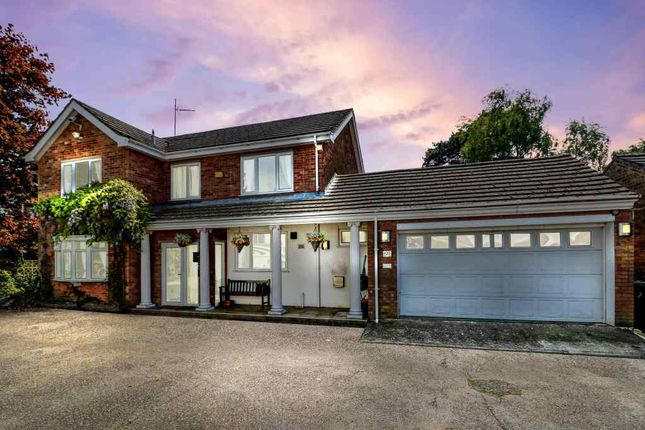 Thumbnail Detached house for sale in Gayton Road, King's Lynn