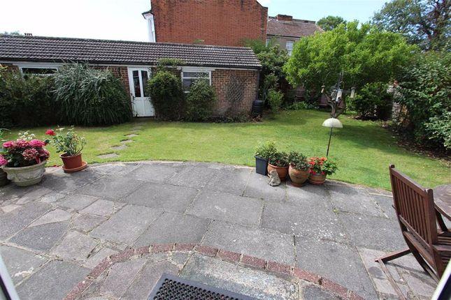 Rear Garden of Heathcote Grove, North Chingford, London E4
