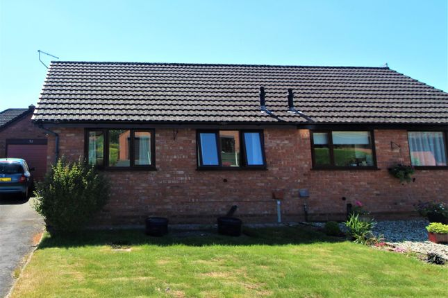 1 bed semi-detached bungalow to rent in Garbet Close, Wem, Shrewsbury SY4