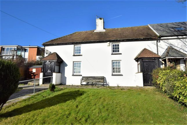 Thumbnail Semi-detached house for sale in Old Village Road, Barry