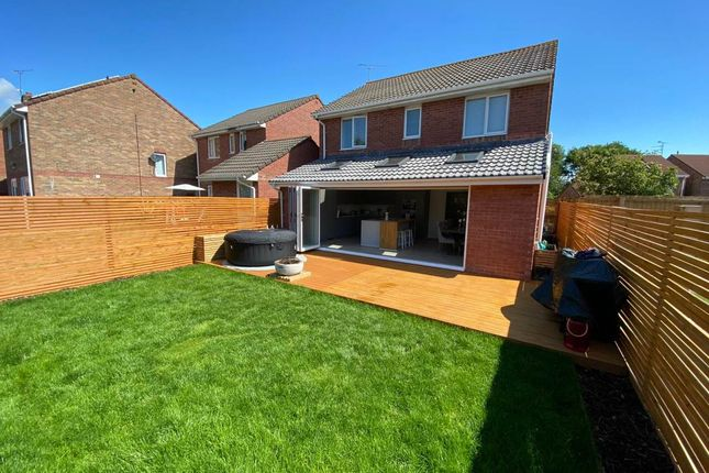 Thumbnail Detached house to rent in Blackberry Drive, Barry, Vale Of Glamorgan