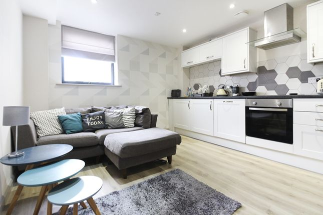 Thumbnail Flat to rent in Colum Road Flat 1, Cathays, Cardiff
