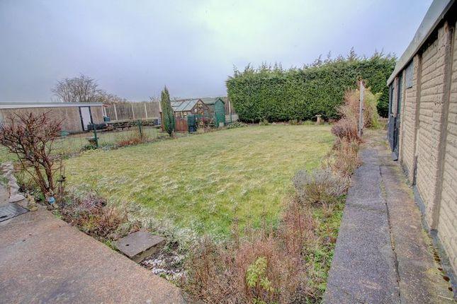 Rear Garden of Cresswell Road, Swinton, Mexborough S64