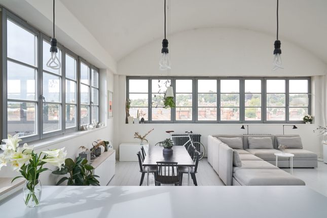 Thumbnail Flat for sale in The Factory, Kerrison Road, Norwich