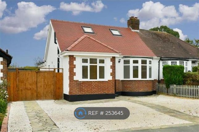 Thumbnail Semi-detached house to rent in Seaforth Gardens, Epsom