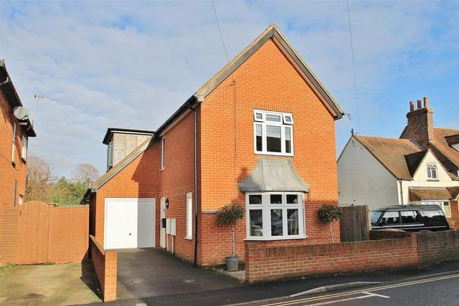 Thumbnail Detached house for sale in Newark Lane, Ripley, Woking