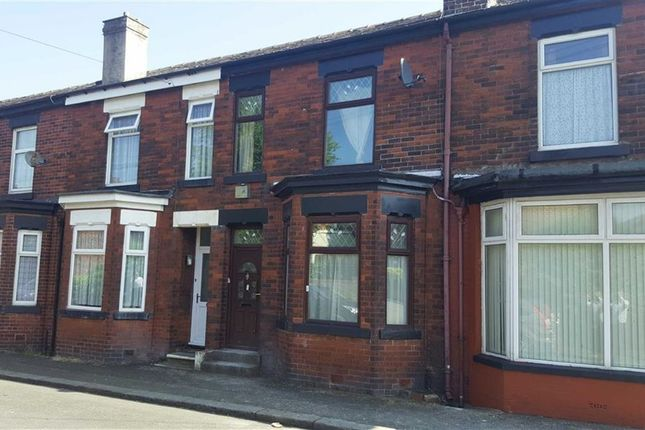 Thumbnail Terraced house for sale in Brandram Road, Prestwich, Manchester