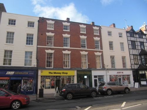 Thumbnail Flat to rent in Flat 5, Victoria Chambers, 132-136 The Parade