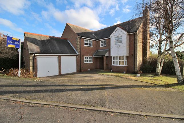 Thumbnail Detached house for sale in The Chancery, Bramcote, Nottingham