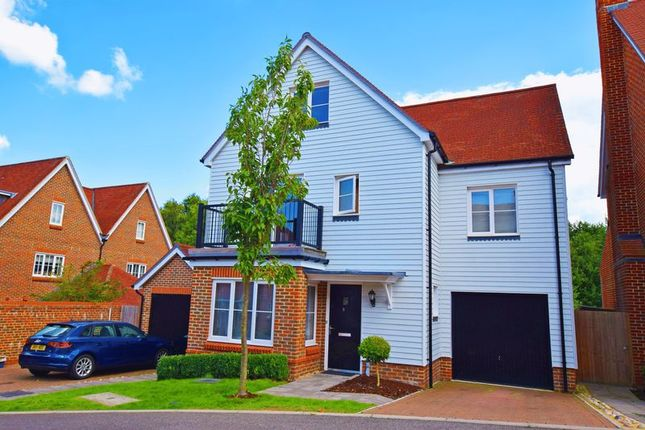 Thumbnail Detached house for sale in Lyewood Way, Uckfield