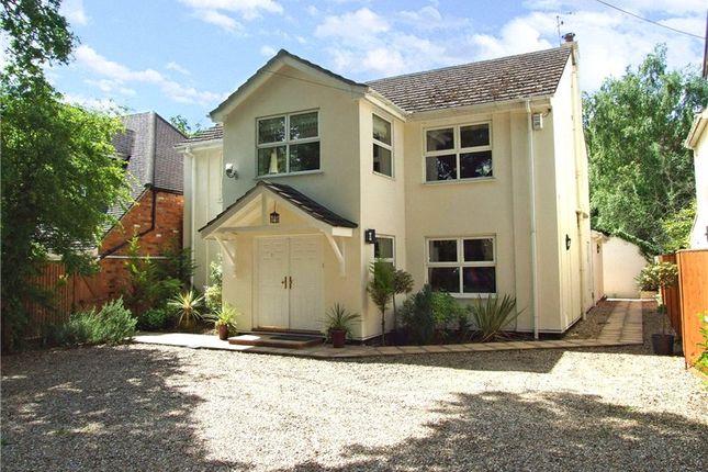 Thumbnail Detached house to rent in Wokingham Road, Bracknell, Berkshire
