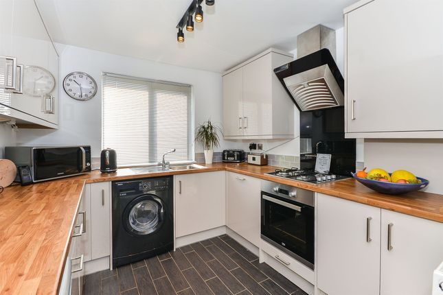 Thumbnail Semi-detached house for sale in Walton Close, Forest Town, Mansfield