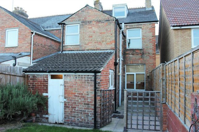 Thumbnail End terrace house to rent in Wilfred Road, Taunton