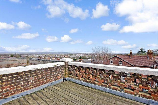 Thumbnail Semi-detached house for sale in Pembury Road, Tonbridge, Kent