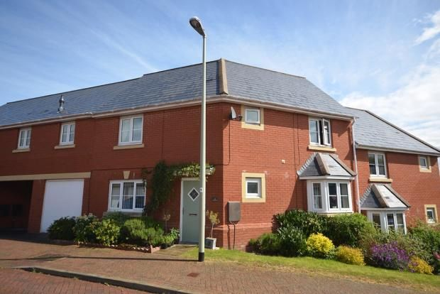 Thumbnail Terraced house to rent in Walsingham Place, Exeter, Devon