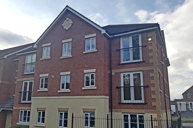 Thumbnail Flat to rent in Newton Road, Great Barr, Birmingham