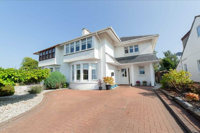 Thumbnail Semi-detached house for sale in Airbles Farm Road, Motherwell