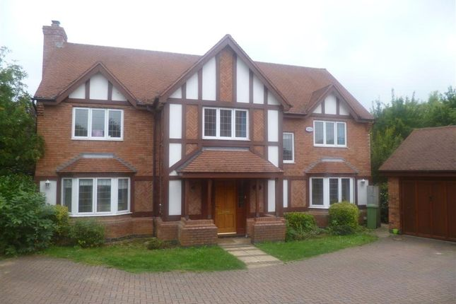 Thumbnail Detached house to rent in Holy Thorn Lane, Shenley Church End, Milton Keynes