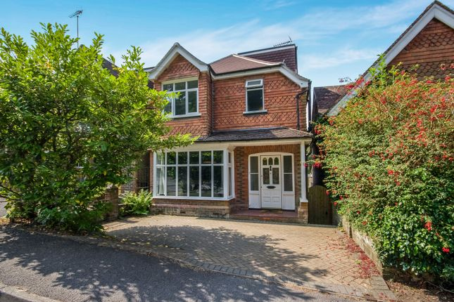 Thumbnail Detached house for sale in The Avenue, Haslemere