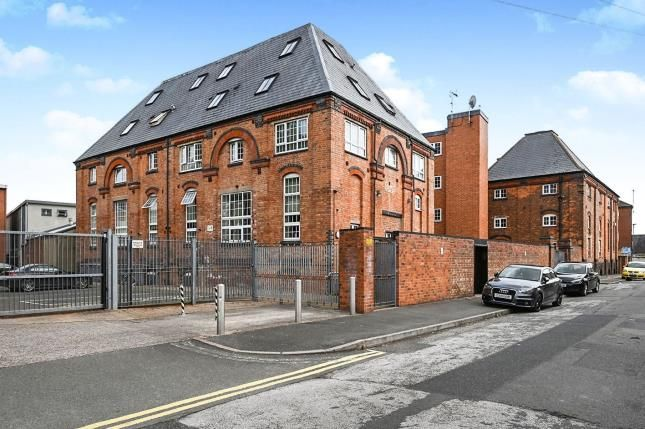 Thumbnail Flat for sale in Burgess Mill, Manchester Street, Derby, Derbyshire