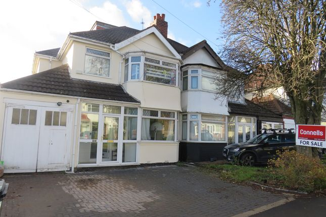 Thumbnail Semi-detached house for sale in Forest Road, Oldbury
