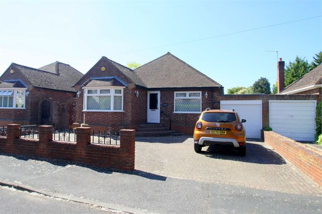Thumbnail Detached bungalow for sale in Mayfield Gardens, Staines-Upon-Thames, Surrey
