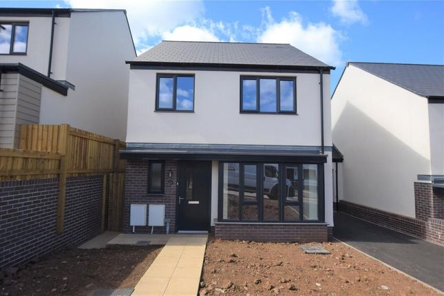 Thumbnail Semi-detached house for sale in 45 Allington, Brixham Road, Paignton, Devon
