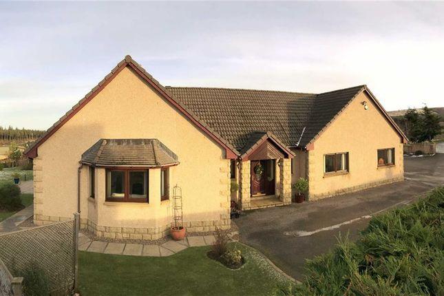 Thumbnail Detached bungalow for sale in Birnie, Elgin