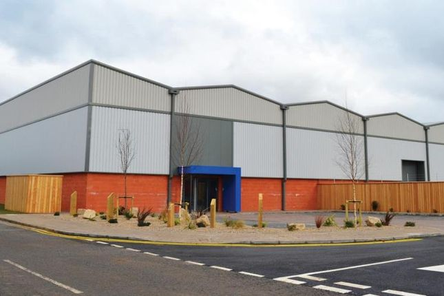 Industrial To Let In Mandale Business Park Belmont