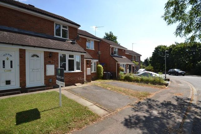Thumbnail Terraced house to rent in Church Field, Ware