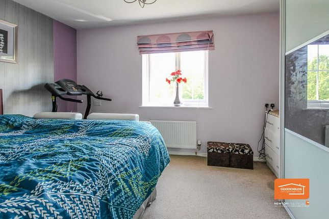 Bedroom Two of Station Road, Rushall WS4
