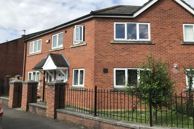 Thumbnail Semi-detached house for sale in Nash Street, Manchester
