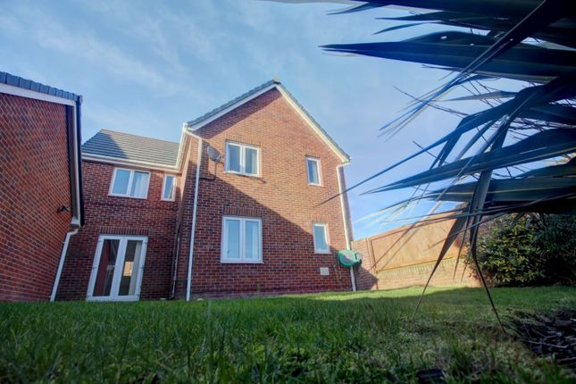 Thumbnail Detached house for sale in Alder Lane, Thornton-Cleveleys