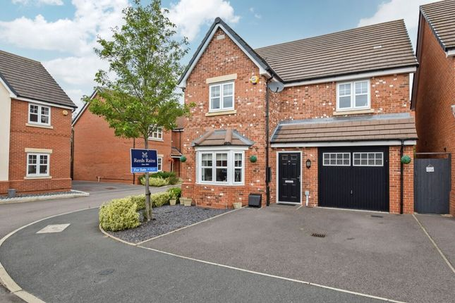 Thumbnail Detached house for sale in Massey Close, Bannerbrook Park, Coventry