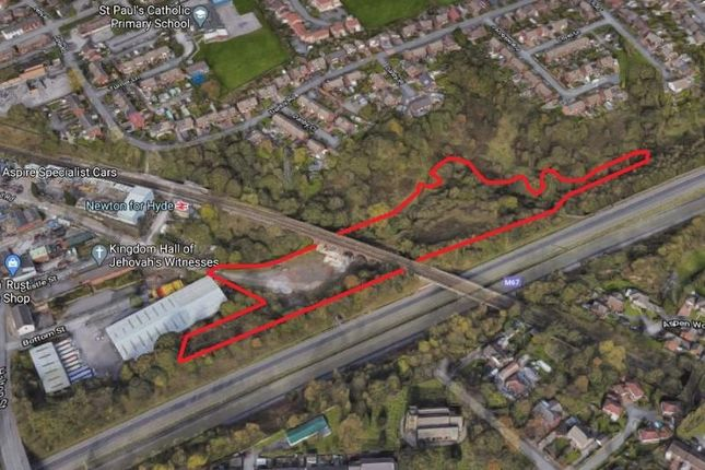 Thumbnail Industrial for sale in Newton Hall Court, Newton Hall Road, Hyde