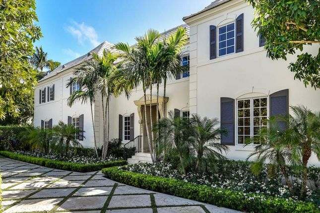Thumbnail Property for sale in 9 Via Vizcaya, Palm Beach, Fl, 33480