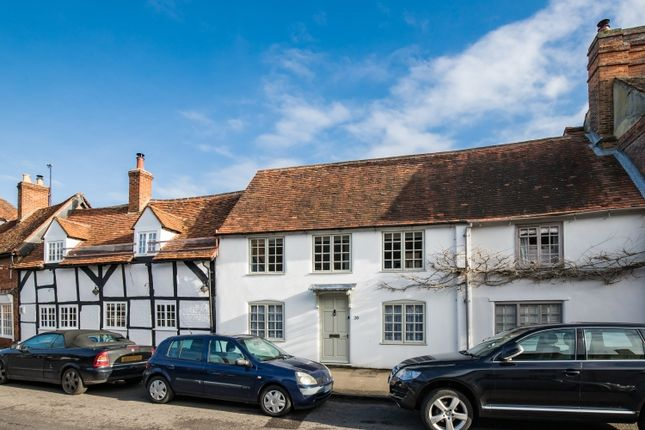 Thumbnail Terraced house to rent in High Street, Dorchester-On-Thames, Wallingford