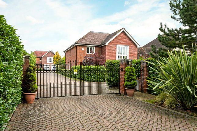 Thumbnail Detached house for sale in Henden Mews, Maidenhead, Berkshire