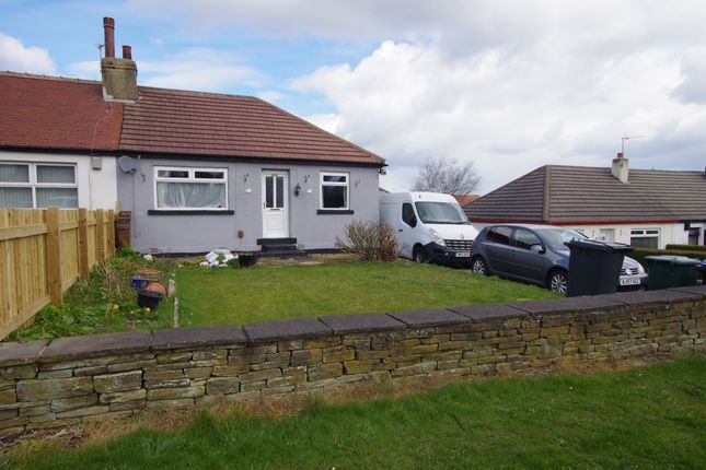 Thumbnail Bungalow for sale in Haworth Road, Bradford