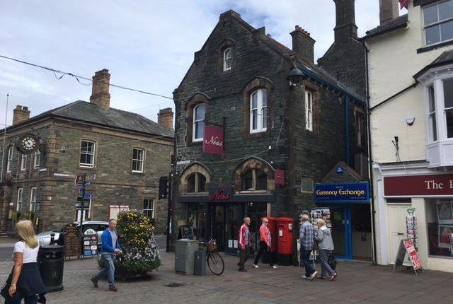 Thumbnail Retail premises to let in 48 Main Street, Keswick