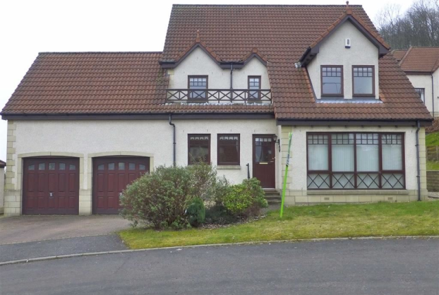 Thumbnail Detached house to rent in 20, Farmstead Road, Dalgety Bay KY11,