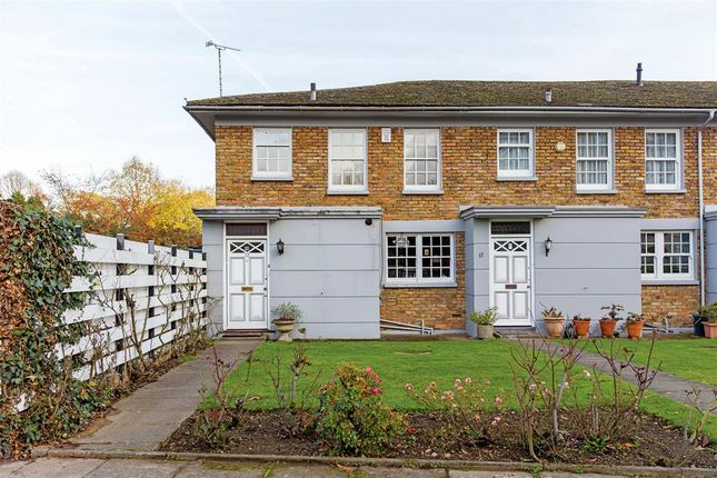 Thumbnail End terrace house for sale in Warwick Drive, London